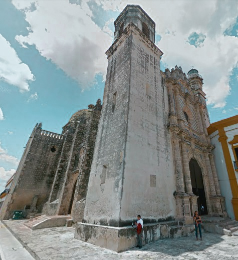 Templo San José Campeche México