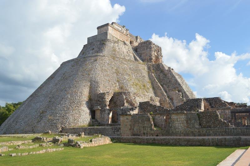 Ruínas Uxmal no México