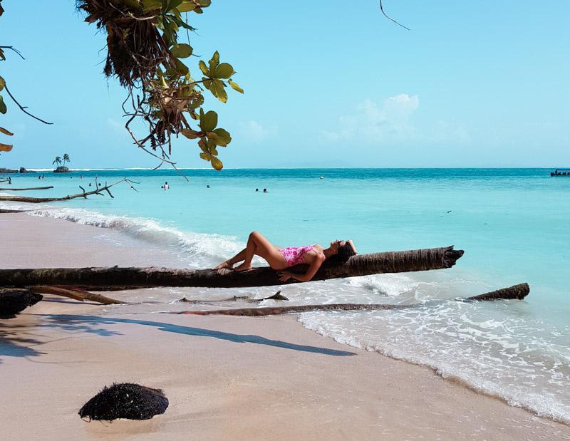 praia de Bocas del Toro Panamá