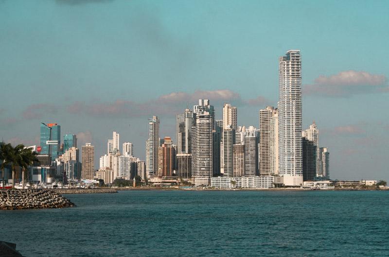 Calçada de Amador Cidade do Panamá