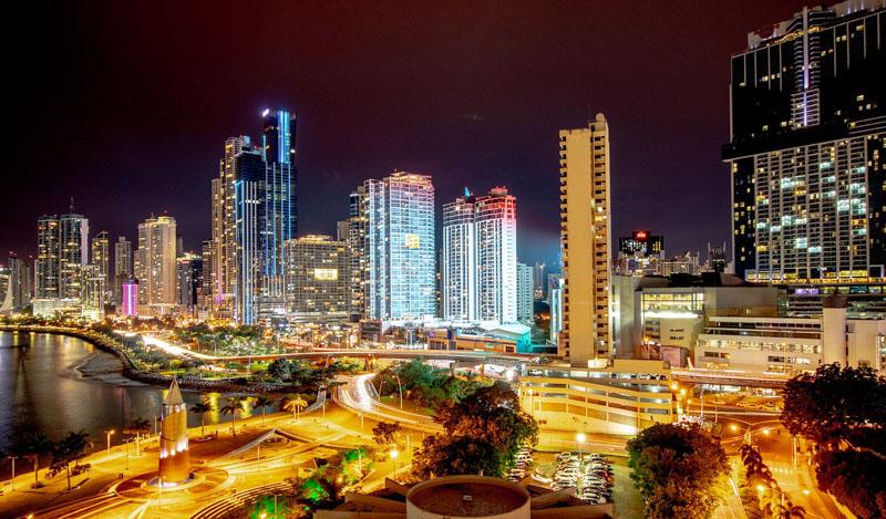 Cidade do Panamá o que fazer de noite