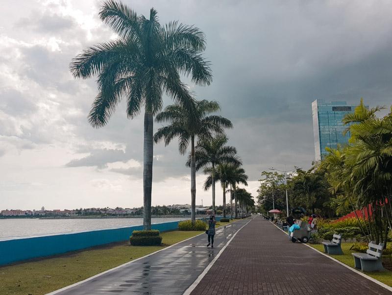 Cinta Costera Cidade do Panamá