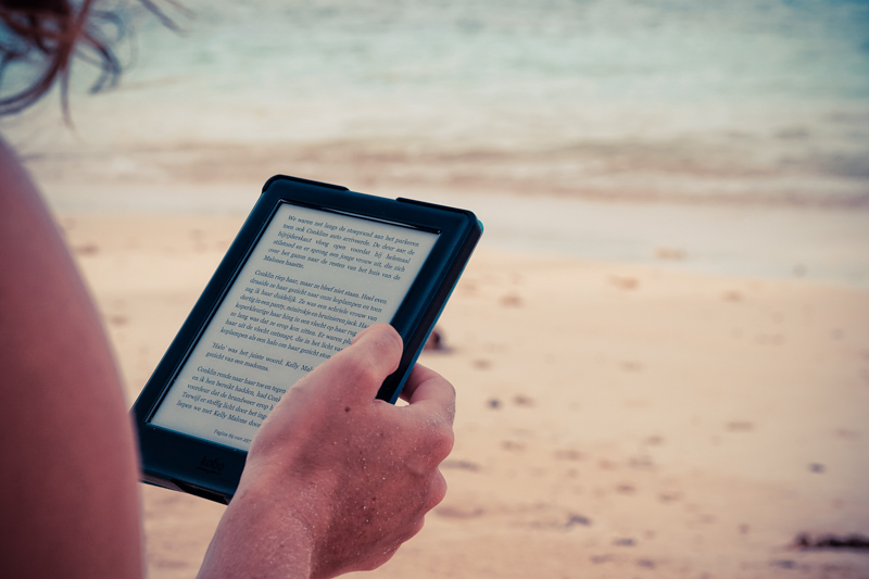 Kindle Amazon como funciona
