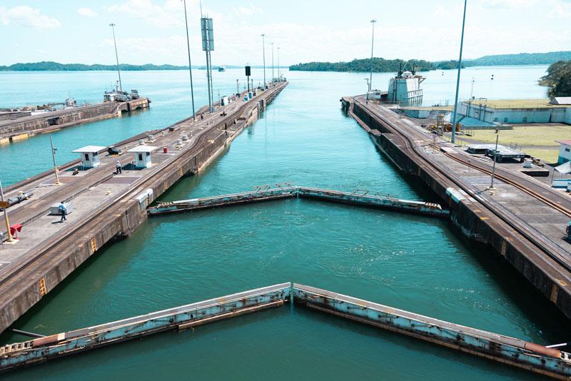 Eclusa Miraflores Cidade do Panamá