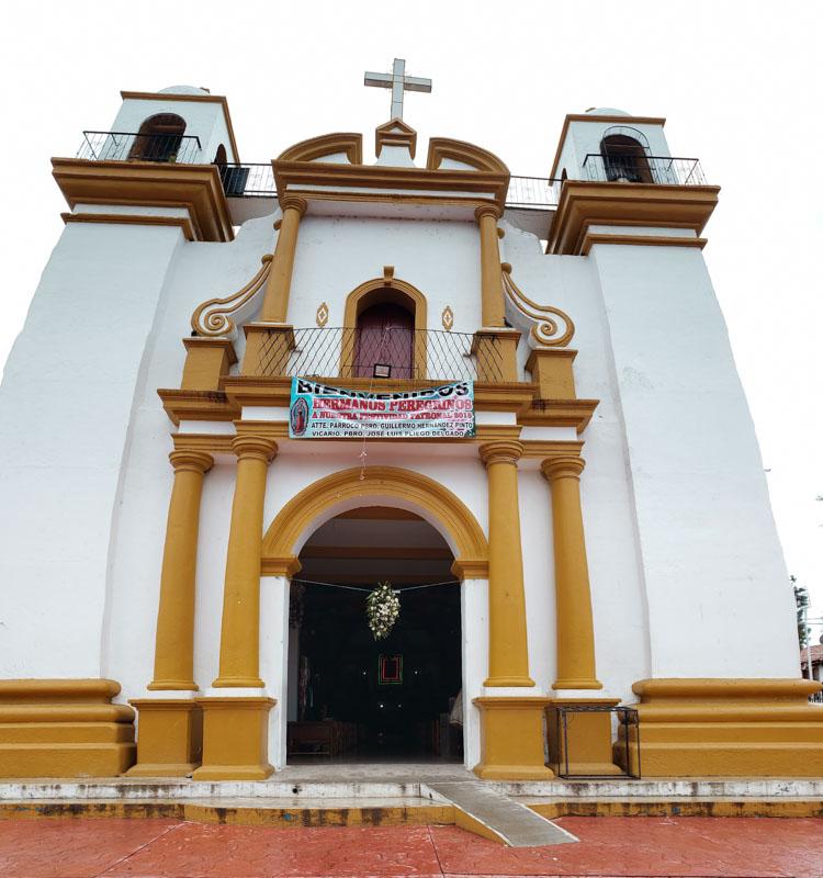 Igreja de Guadalupe Chiapas México