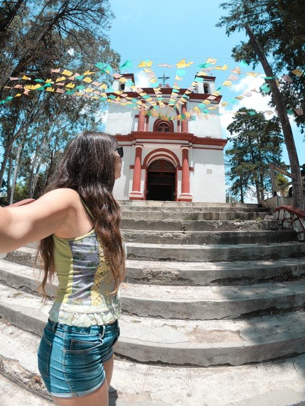 Iglesia Cristobalito San Cristóbal de las Casas Chiapas México