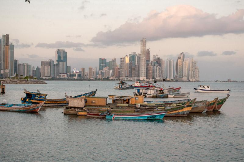 Mercado de Mariscos Cidade do Panamá