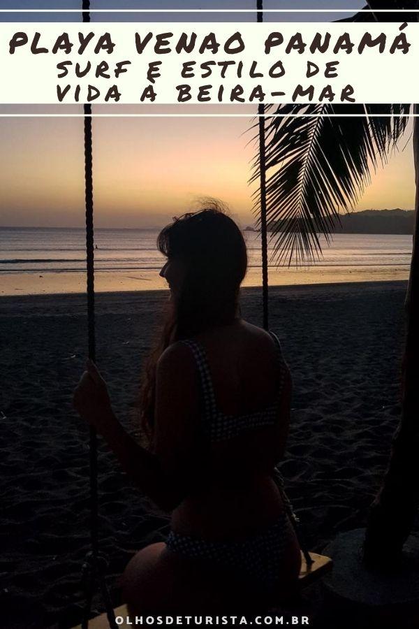 o que fazer na Playa Venao Panamá