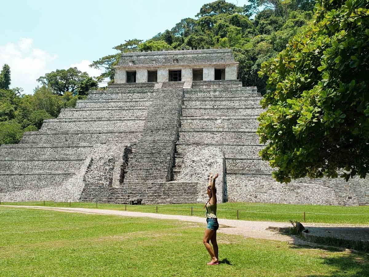 Palenque México o que fazer
