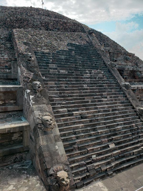 Pirâmide de la Sierpiente Emplumada