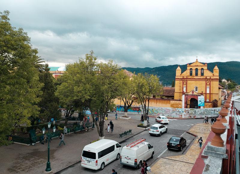 história San Cristóbal de las Casas Chiapas México