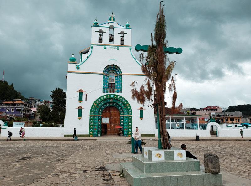 Igreja San Juan Chamula Chiapas México