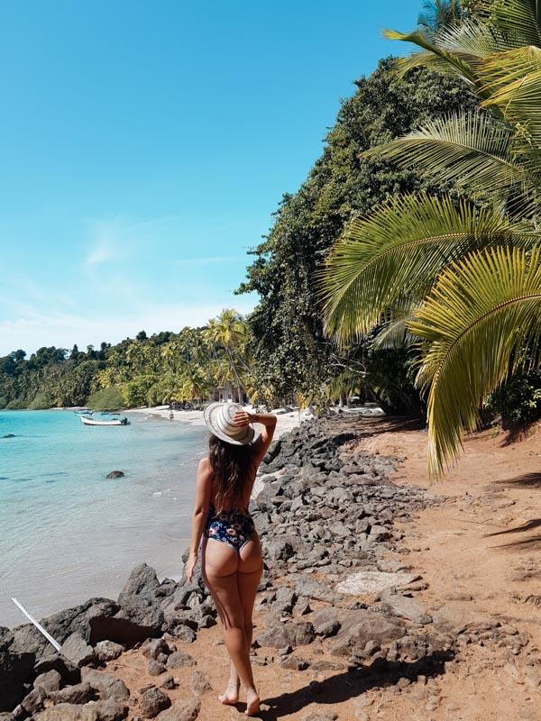 praia em Santa Catalina Panamá