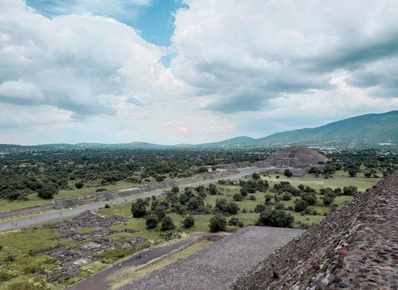 Sítio Aqueológico asteca