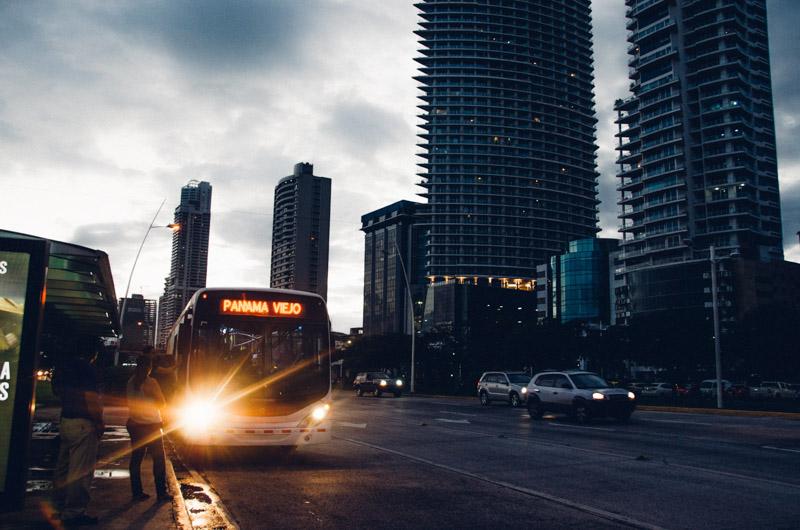 Cidade do Panamá como se locomover