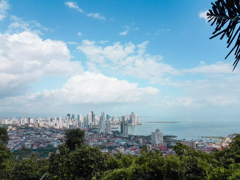 Vista Cerro Ancón Cidade do Panamá