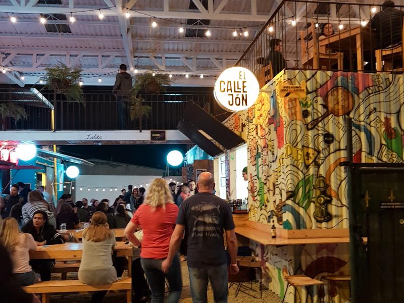 bares e restaurantes em San José Costa Rica