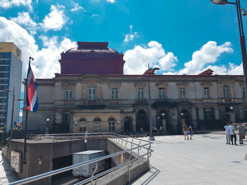 San José capital da Costa Rica
