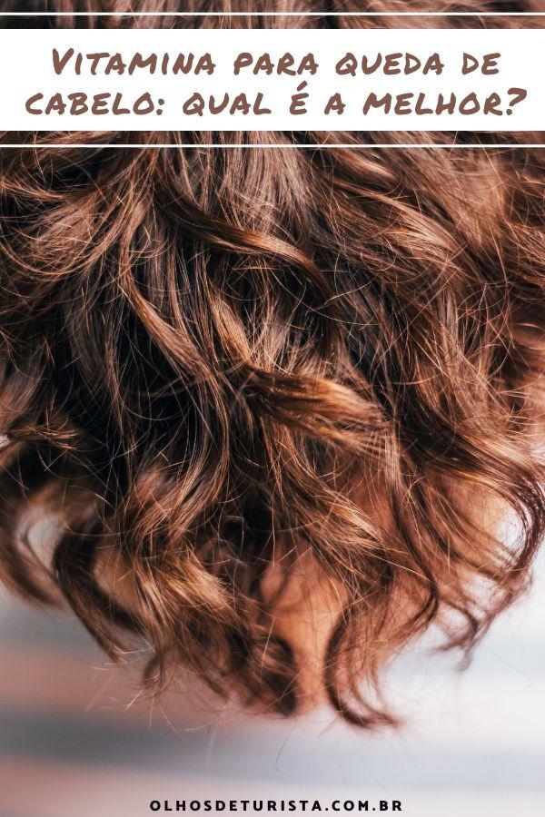 Como escolher a melhor vitamina para queda de cabelo